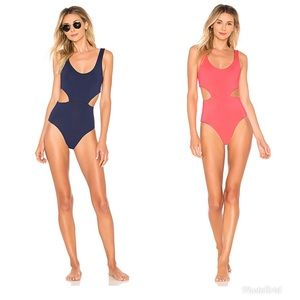 NWT L Space Reversible Rita Swimsuit Size 10